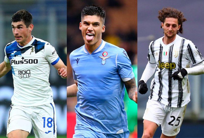 Serie A, top & flop: Dea goleada e podio, Rabiot ingenuo, Correa che show