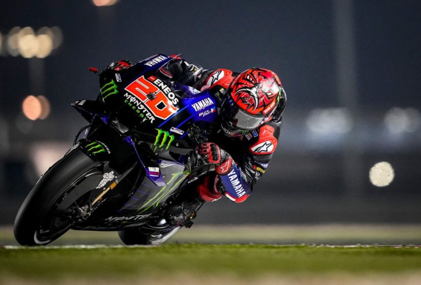 MotoGP, Doha: rimonta Quartararo, Pramac cede nel finale