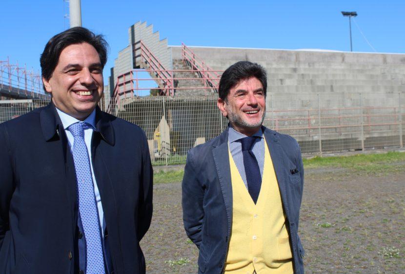 Catania, il sindaco Pogliese aderisce alla mobilitazione dei sindaci del sud