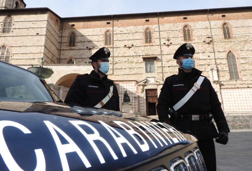 Perugia, i Carabinieri sequestrano quasi due kg di cocaina