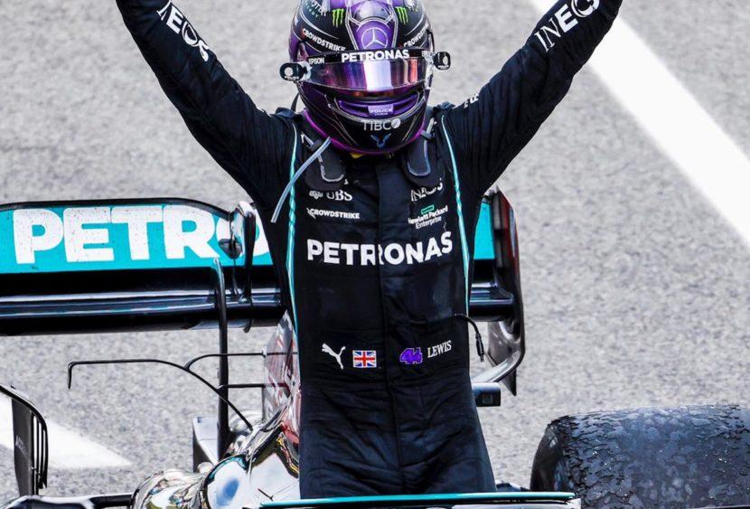 F1, in Spagna vittoria di cuore e strategia per Hamilton: Leclerc super