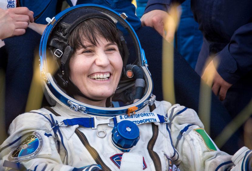 Samantha Cristoforetti sarà la nuova comandante della Stazione Spaziale Internazionale