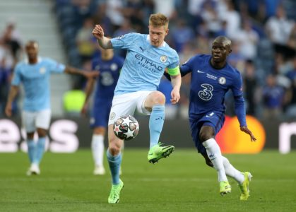 foto profilo Facebook ufficiale Manchester City