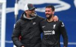 Premier League: gol storico per Alisson, passo falso dell'Everton