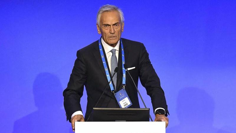 Serie A, Gravina: piano per portare il nostro campionato a 18 squadre