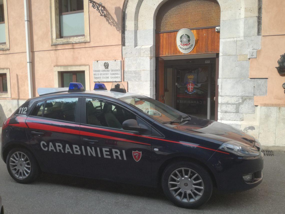 Castelmola (ME), arrestato dai Carabinieri per tentato omicidio e lesioni