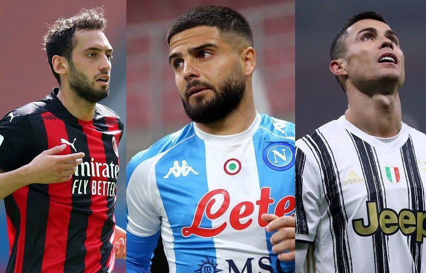 Serie A, ultimi 90′ per qualificarsi in Champions per Milan, Napoli e Juve