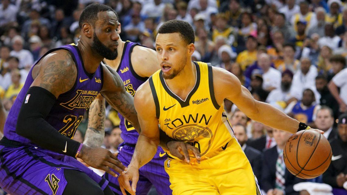 NBA: ostacoli Curry e Westbrook per Lakers e Celtics sulla via dei playoff