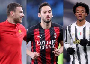 Serie A, top & flop: Roma è giallorossa, frena il Milan, Cuadrado decisivo