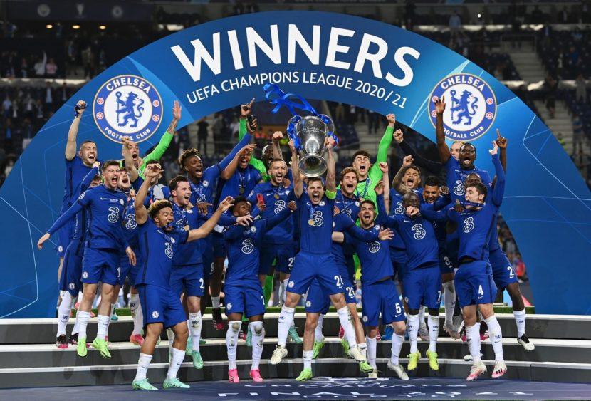 Champions League: il Chelsea alza il trofeo per la seconda volta