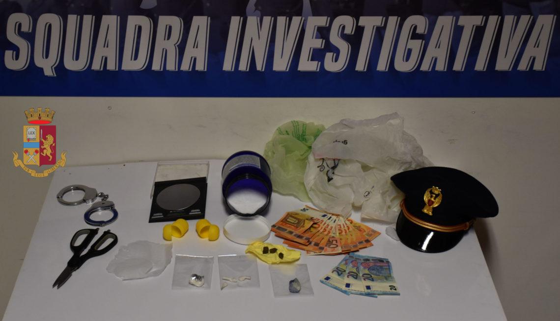 Mazara del Vallo (TP): arrestato in flagranza un sorvegliato speciale per spaccio