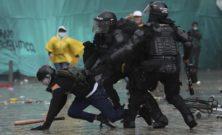 Proteste in Colombia, un diritto che diventa violenza