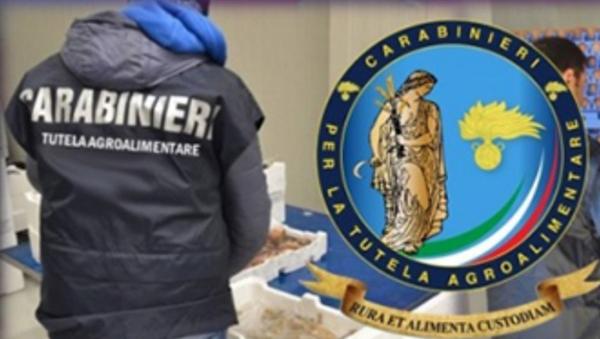 """""""Scarlatto tre"""": i Carabinieri per la tutela agroalimentare dei consumatori"""