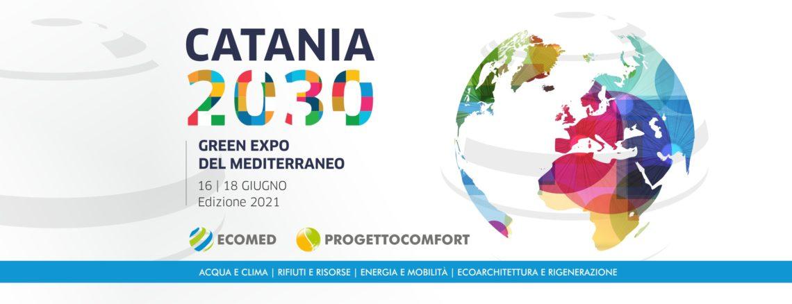 """Catania capitale della green economy con """"Catania 2030 – Green Expo del Mediterraneo"""""""