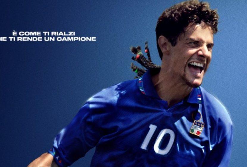 """""""Il divin codino"""": Roberto Baggio torna in scena (su Netflix)"""