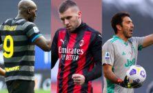 Serie A, top & flop: Milan straripante, Buffon da record, l'Inter non si ferma