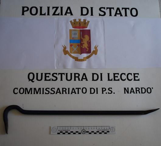 Lecce, poliziotto aggredito durante un controllo: denunciato un uomo