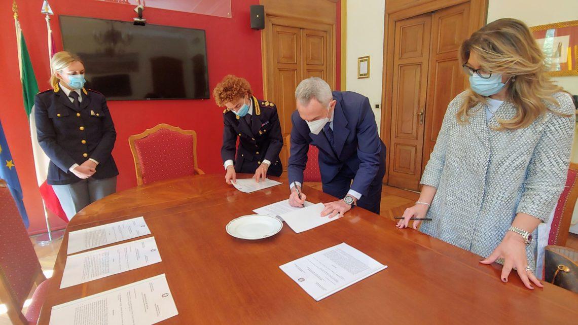 """Torino, sottoscritta un'intesa in materia di """"codice rosso e misure di prevenzione"""""""