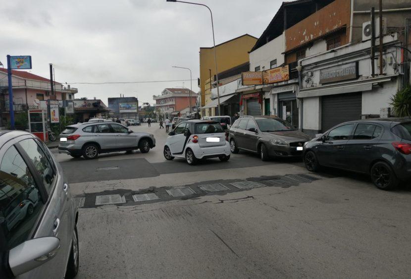 Disagi in via Leucatia a Catania, la segnalazione del consigliere Cardello