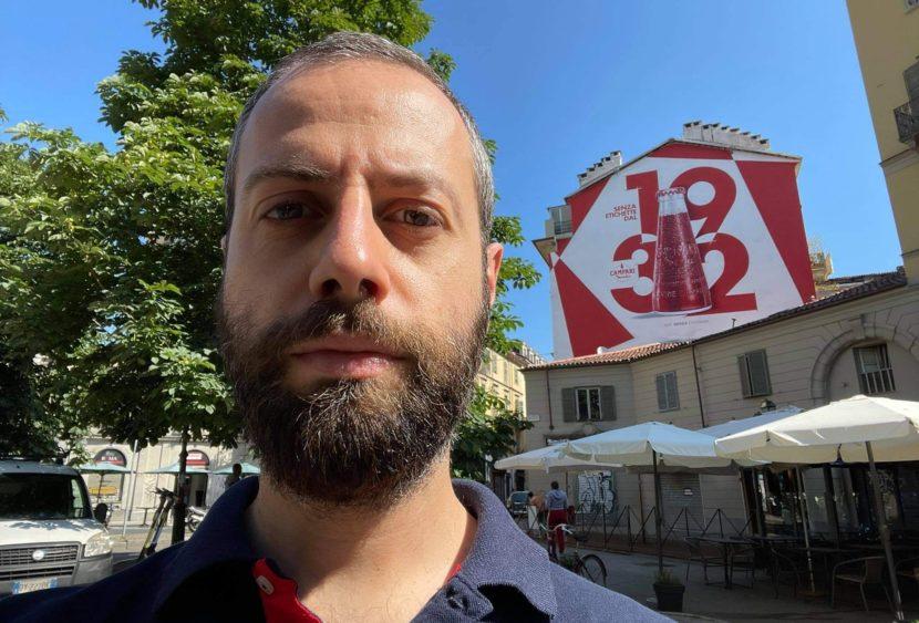 Torino, Murales dedicato al Campari divide le opinioni