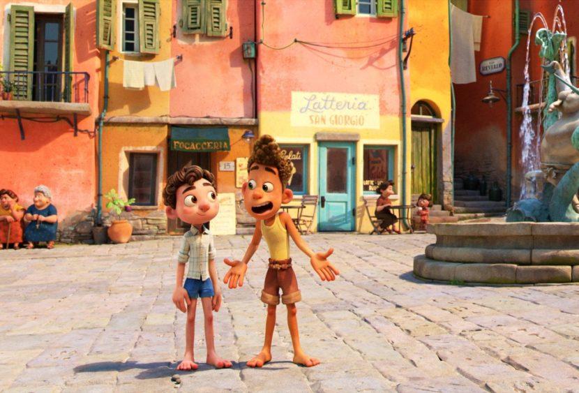 Disney Luca, la critica sul queer baiting. Ma è davvero un coming out?
