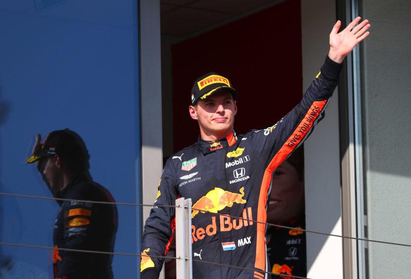 F1, Stiria: Verstappen domina, Mercedes a podio, Ferrari a punti in rimonta