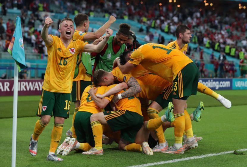 Euro 2020: Il Galles affonda la Turchia! Miranchuk incanta in Russia