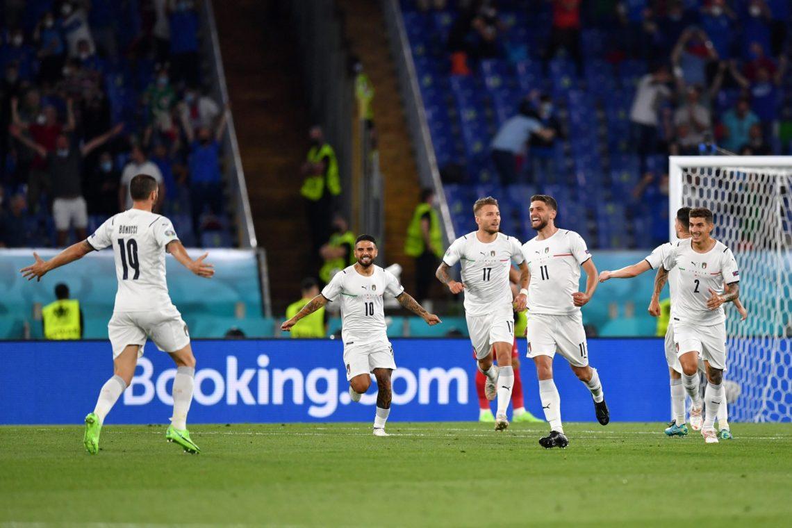 Euro 2020: l'Italia parte col botto, 3-0 e Turchia annichilita