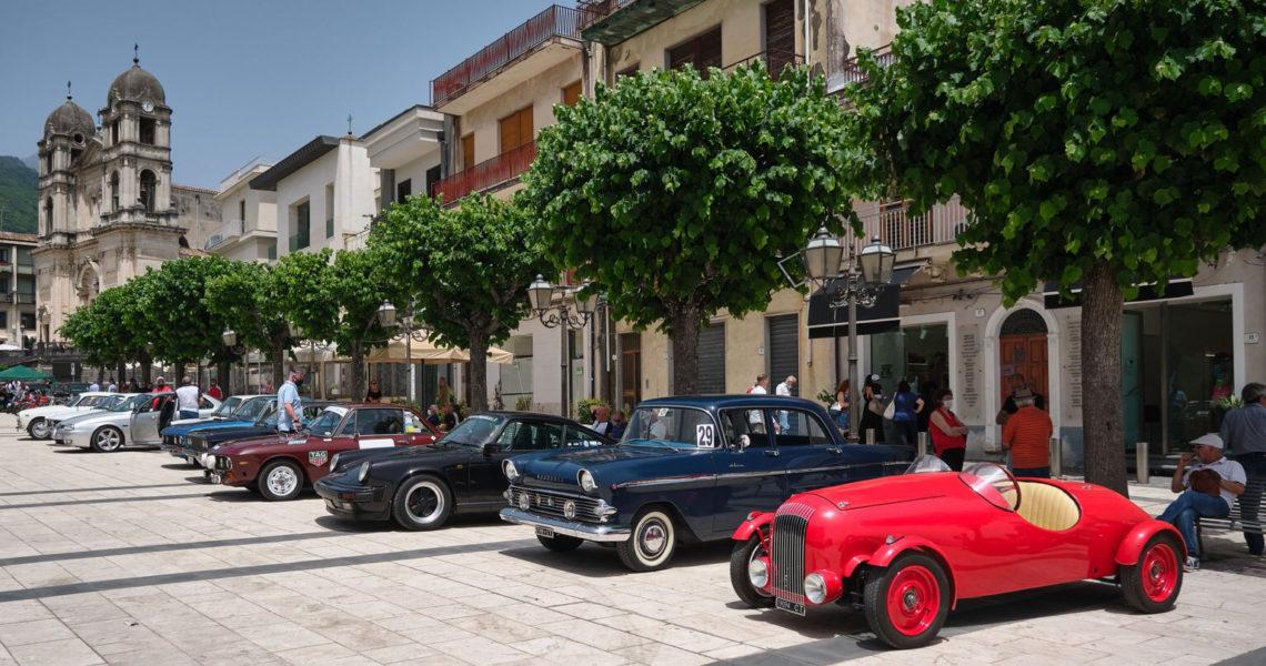 Catania – Etna 1923, successo per la prima rievocazione storica