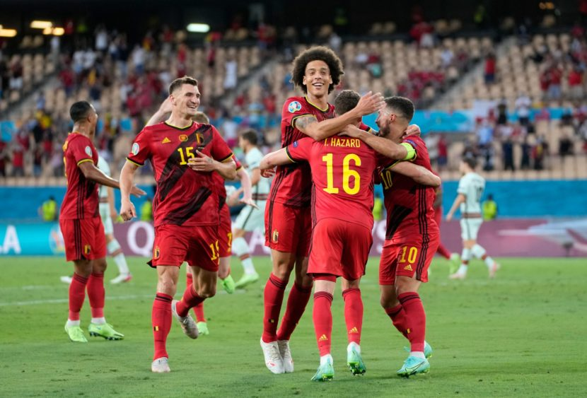 Euro 2020: il Belgio vince e vola ai quarti di finale, eliminato il Portogallo