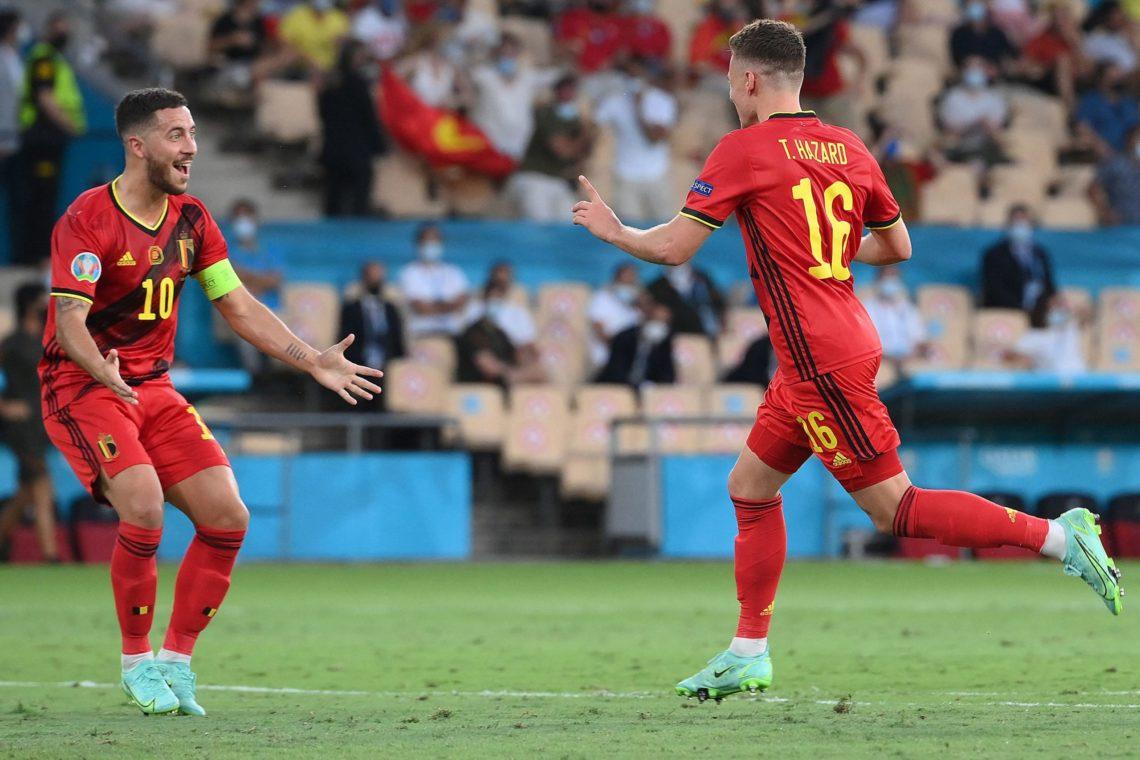 Euro 2020: ecco il comunicato belga sulle condizioni di De Bruyne e Hazard