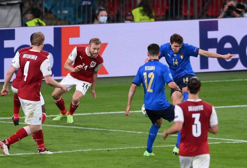 Euro 2020: Italia ai quarti col brivido, decisivi i cambi di Mancini