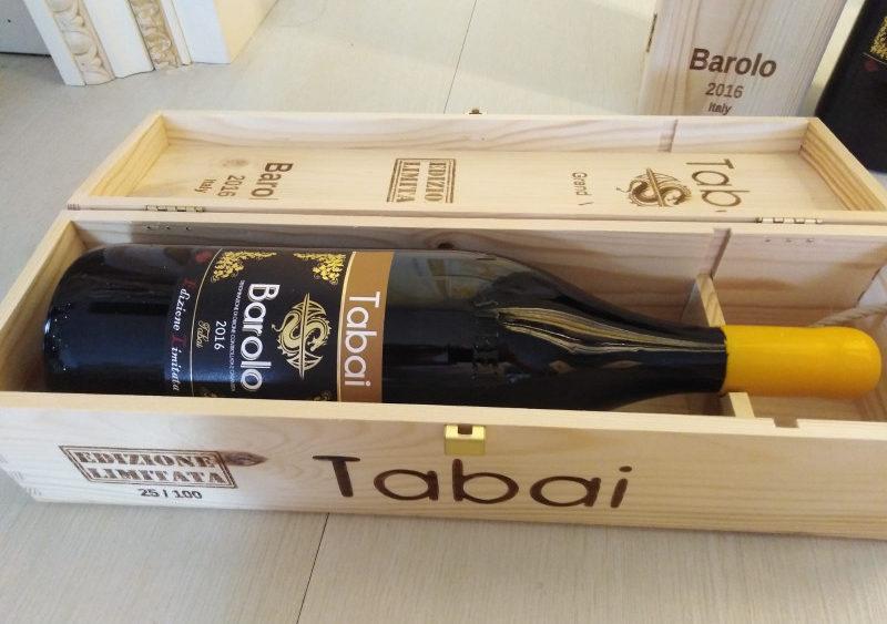 """Barolo Tabai. Annata incredibile il vino rosso più """"snob"""" del mondo"""