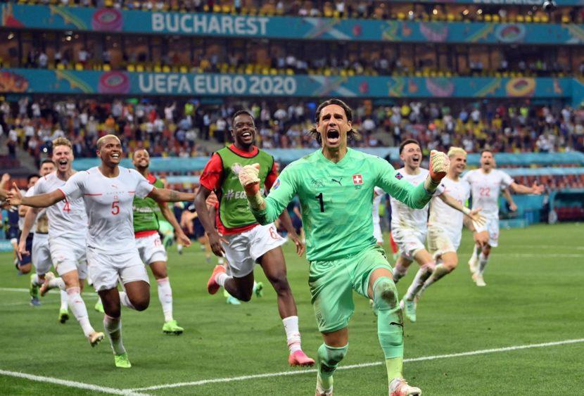 Euro 2020: la parata di Sommer elimina a sorpresa la Francia!