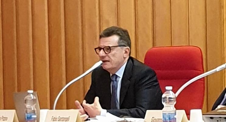 """Il presidente dell'Ordine degli Avvocati Pizzino sul danneggiamento della""""scalinata della memoria"""""""