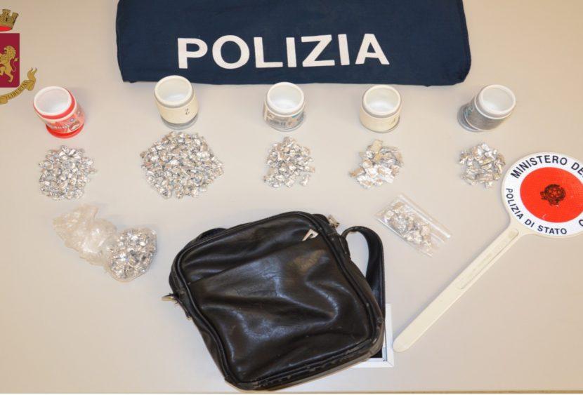 Trapani, arrestato spacciatore con 400 dosi di droga