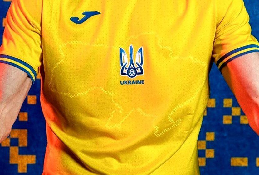 Euro 2020, nella maglia dell'Ucraina disegnata anche la Crimea