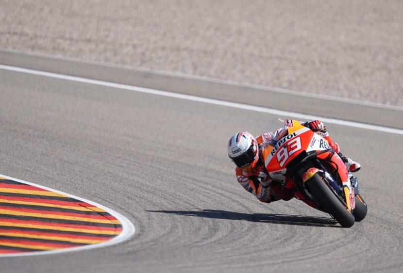 MotoGP: Il ritorno del King del Sachsenring, incantevole Márquez
