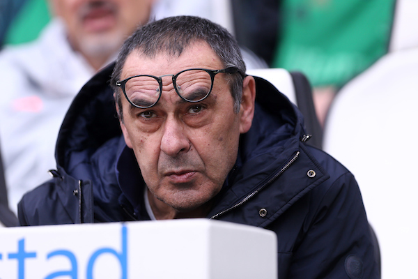 Serie A, Lazio: Maurizio Sarri è ufficialmente il nuovo allenatore