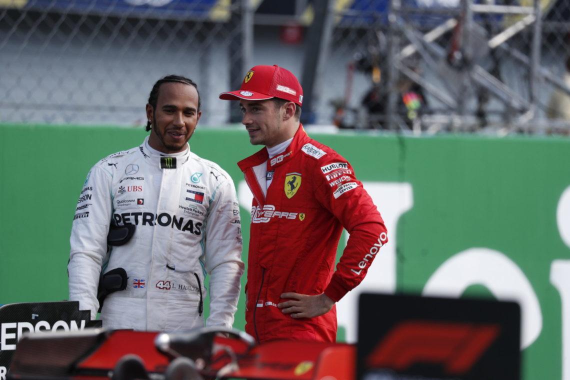 GP UK: Hamilton vince al penultimo giro su un eroico Leclerc