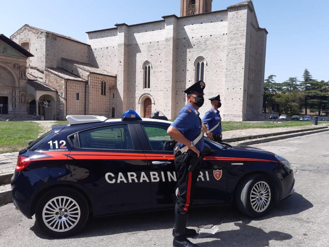 Perugia, un arresto per resistenza a Pubblico Ufficiale