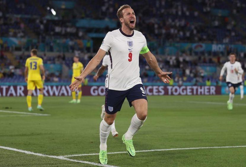 Euro 2020, Kane si riprende l'Inghilterra: Ucraina ko, ora la Danimarca in semifinale