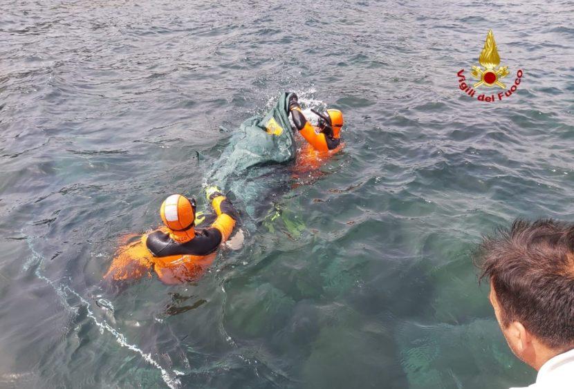 Catania, recuperato in mare corpo senza vita di una donna