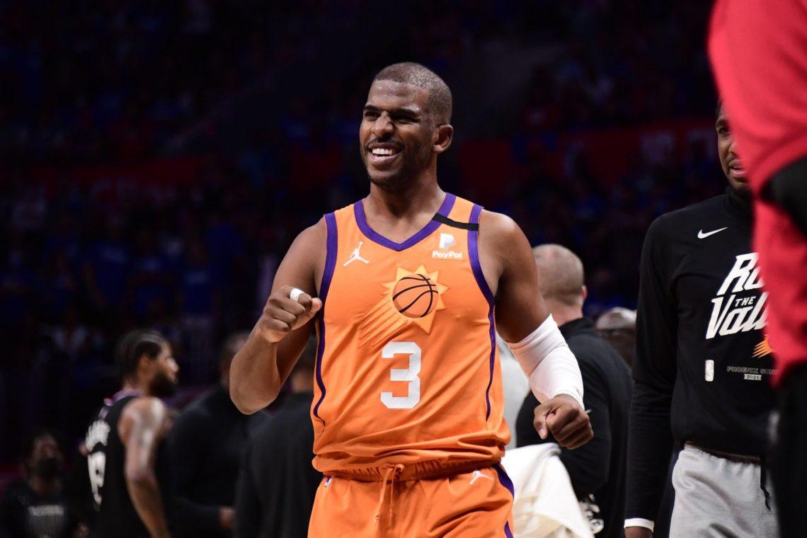 NBA: la rivincita di un leggendario Chris Paul, Phoenix Suns alle Finals