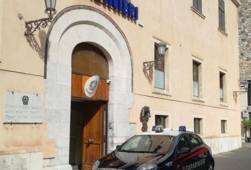 Giardini Naxos e Santa Teresa di Riva: Controlli dei Carabinieri nel fine settimana