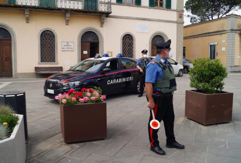 Perugia, denunciato 73enne alla guida di un suv in condizioni alterate