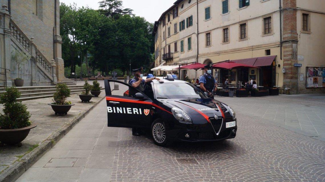 Città di Castello: arresto per detenzione di stupefacenti ai fini di spaccio