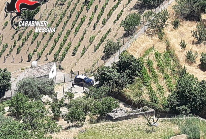 Messina, pastore di settant'anni si perde nel bosco