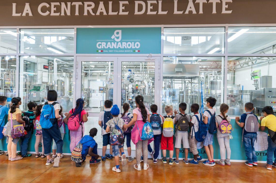 La filiera Granarolo nuovamente protagonista a FICO – Il Parco da Gustare