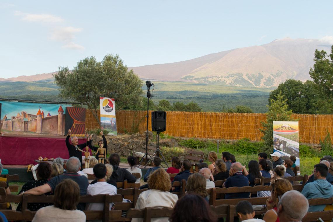 Torna l'Etnamusa Festival: Bronte tra musica, arte e cultura